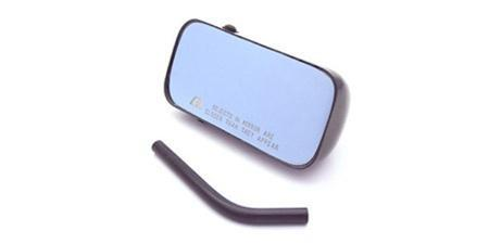 APR Performance Carbon Fiber Mirror/Blue Lens/Driver Side Universal |