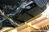 APR Performance Carbon Fiber Rear Diffuser Evolution 8, 9 2003-2006