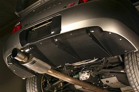 APR Performance Carbon Fiber Rear Diffuser WRX, STI 03-07