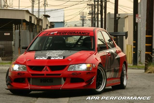 APR Performance EVIL-R Kit Evolution 8 2003-2005