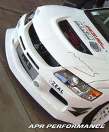 APR Performance Fiber Glass EVO 9 Front Bumper With APR Lip Evolution 9 2006-2007
