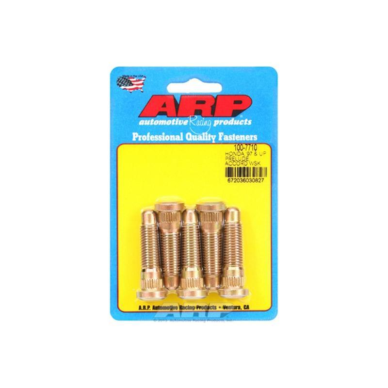 ARP Wheel Stud Kit (5 Studs) Honda M12 X 1.85