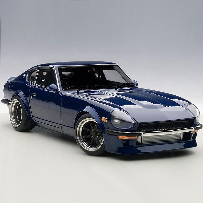 AUTOart 1:18 Die Cast Model of the Wangan Midnight Nissan Fairlady Z
