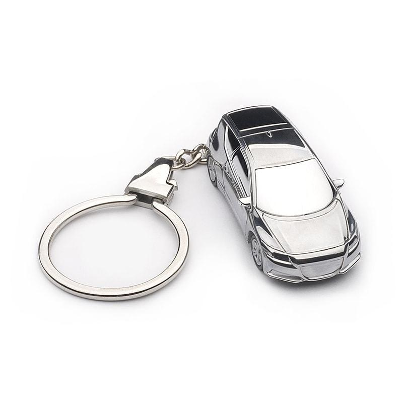 AUTOart Aluminum Key Chain Honda CR-Z 1:87 Scale