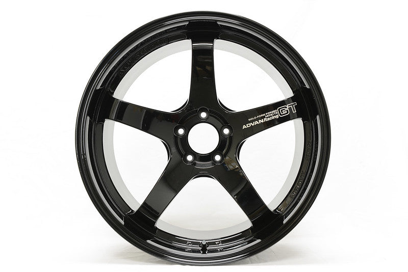 Advan Racing GT - 20x10 +35 5x114.3 - Racing Gloss Black