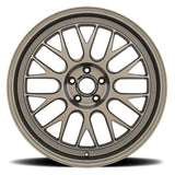 fifteen52 Holeshot RSR 19x9 5x108 45mm ET 63.4mm Center Bore Magnesium Grey Wheel