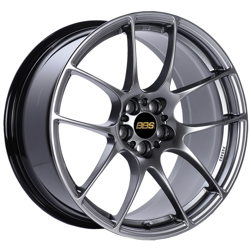BBS RF Forged 18x9 +47 5x120 in Diamond Black