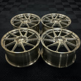 BC Forged EH171 18x9.5 +60 5-120 Royal Gold finish | 17+ Honda Civic Type R