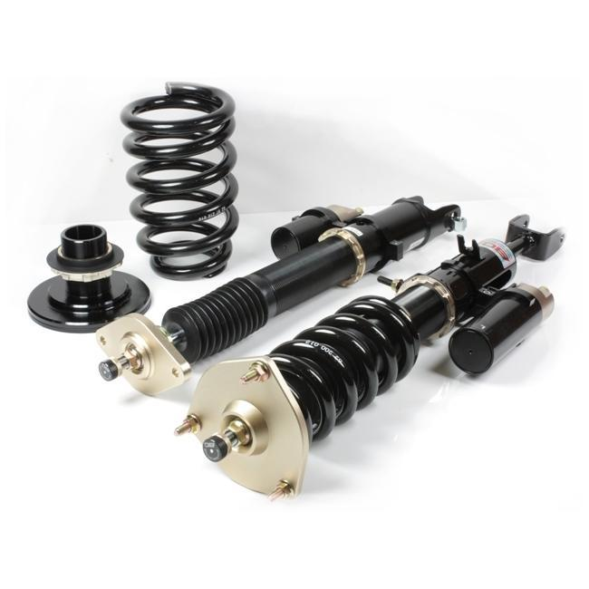 BC Racing ER Monotube Coilovers w. external reservoir 350Z, G35 03-07