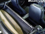 BEATRUSH C-Pillar Brace Harness Bar - 1989-2005 Miata NB6C, NB8C, NA6CE, NA8C