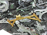 Beatrush Crossmember Support Brace - 2015 Subaru WRX STI