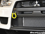 Beatrush Front Tow Hook Evolution X 2008-2015 - Yellow