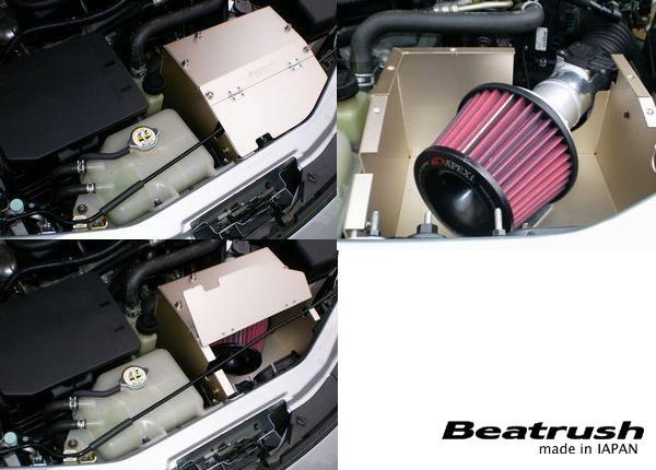 Beatrush Intake Box Kit - Miata NC 06-15