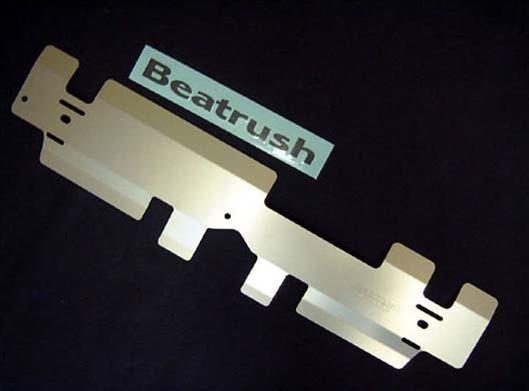 BEATRUSH Radiator Cooling Panel 2002-2005 WRX/ STI GDA, GDB
