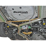 Beatrush Rear Member Support Brace - 2015 Subaru WRX STI