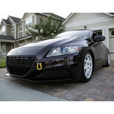 Beatrush Yellow Front Tow Hook for the Honda CR-Z, Fit, & Insight