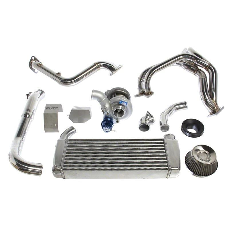 Blitz Power Turbo System Kit for 17+ Toyota 86, 13+ Subaru BRZ, & 13-16 Scion FR-S