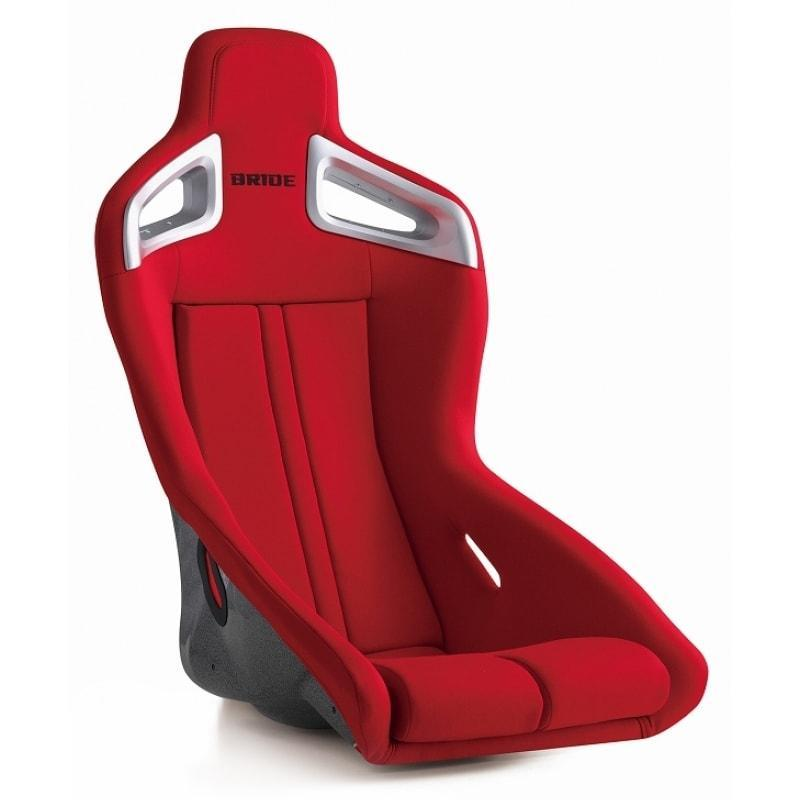 Bride A.i.R. Bucket Seat FRP Shell Red Fabric