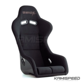 Bride Racing ZETAIII Japan Edition Fixed-Back Bucket Seat