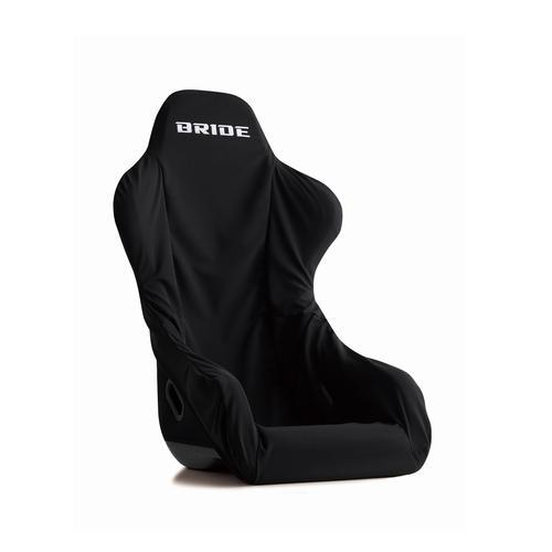 Bride Seat Jacket Cover in Black