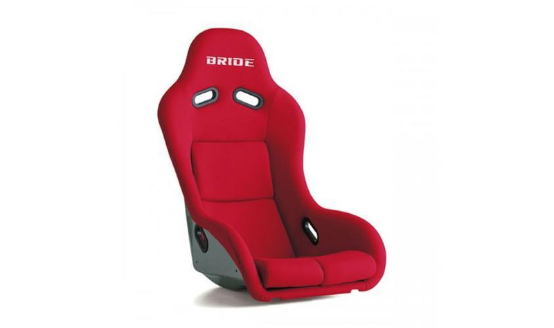 Bride Zeta III Type-XL - Red Logo - FRP