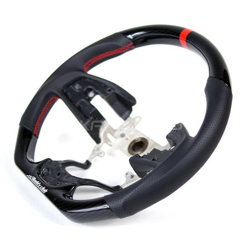 Buddy Club Carbon Steering Wheel for 2017+ Honda Civic Si and Type R