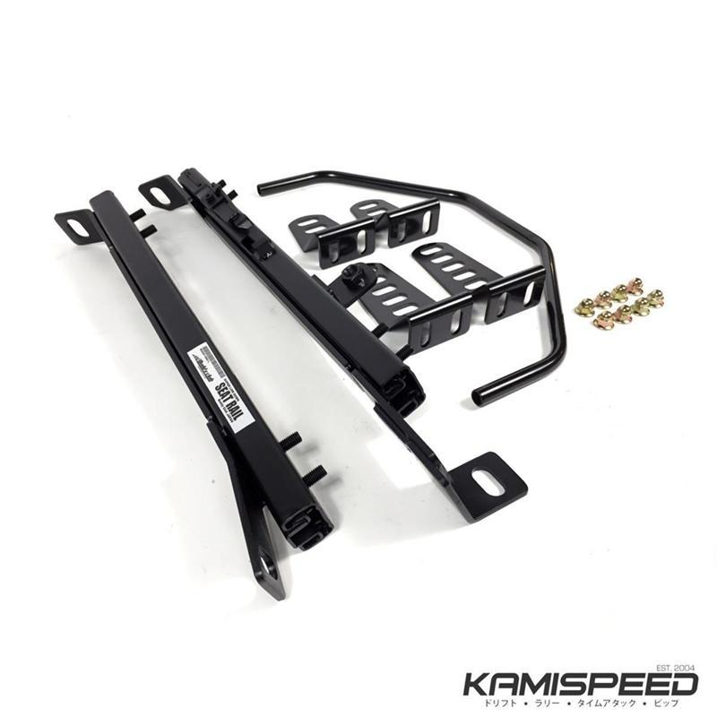 Buddy Club Racing Spec Seat Rail for FR-S, BRZ, and 86 (Passenger)