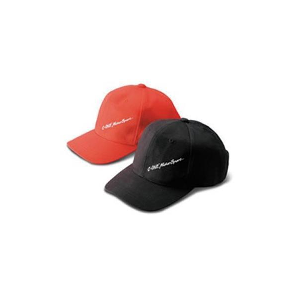 C-ONE Baseball Cap Black