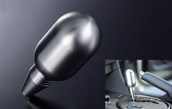 C-ONE Type A. Shift Knob Titanium