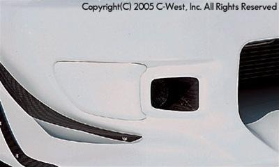 C-West Duct Cover FRP AP1/2 S2000