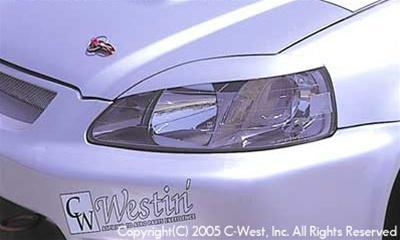C-West Eye Line (Kouki) FRP EK9 Civic