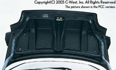 C-West Super Trunk FRP WRX/ STI 02-07