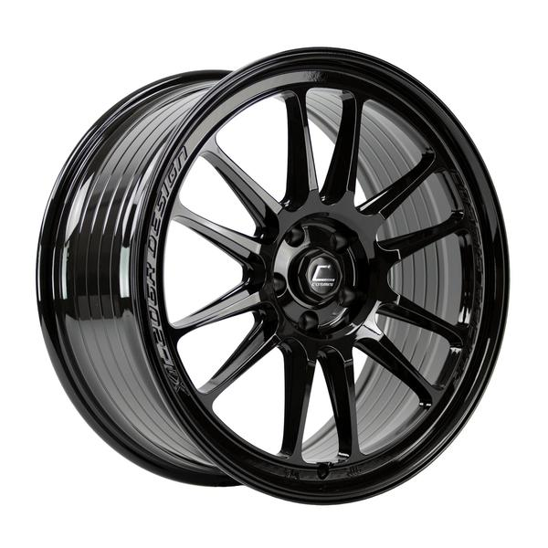 Cosmis Racing XT-206R Black Wheel 20x10.5 +45mm 5x114.3