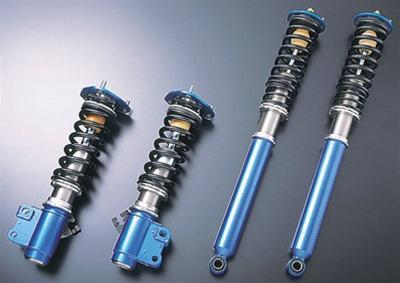 Cusco Zero-2E Coilovers w/ Pillowball Mounts for Nissan 370Z Z34