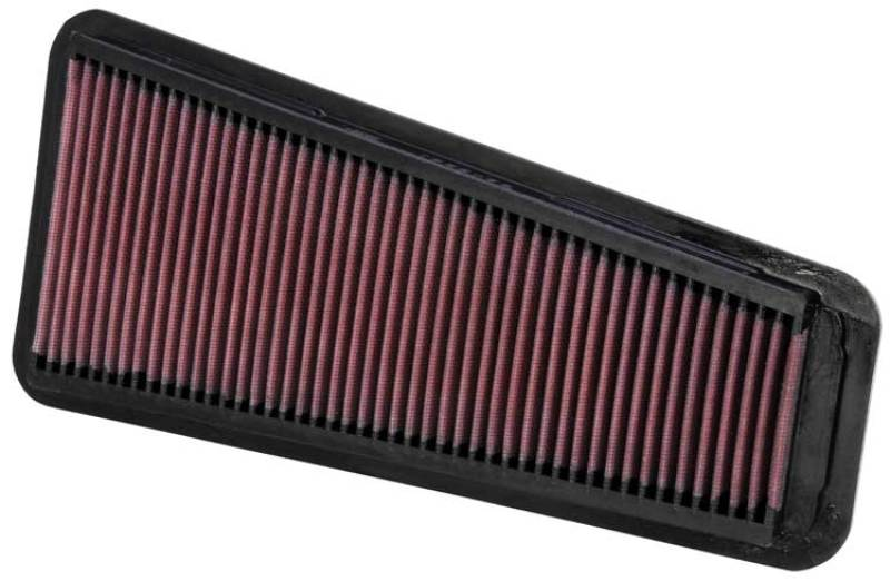 K&N 05-10 Toyota Tacoma/Tundra / 02-09 4Runner / 07-09 FJ Cruiser Drop In Air Filter