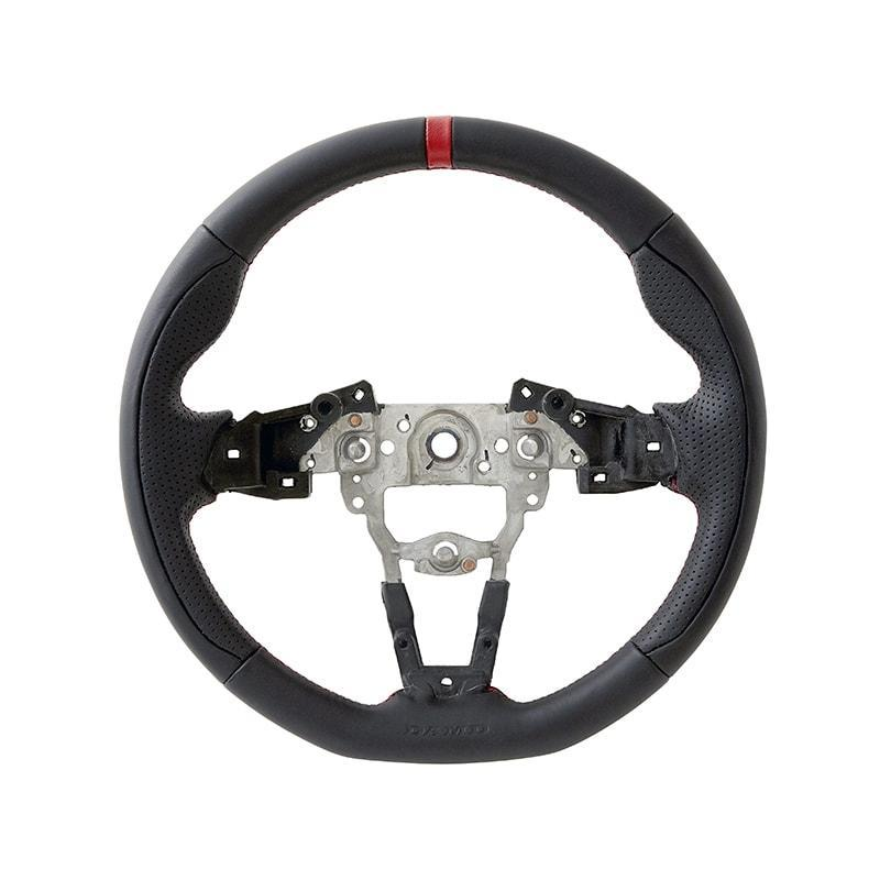 DAMD D-Shaped Leather Steering Wheel for 2016+ Mazda MX-5 Miata