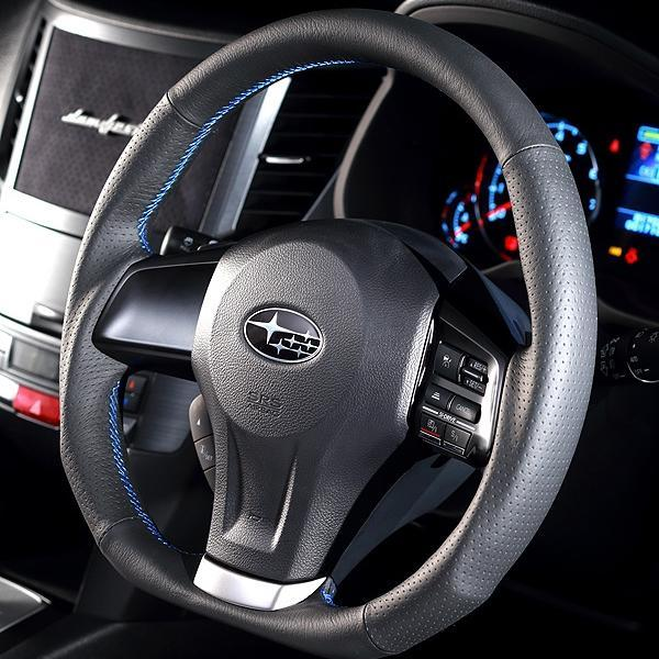 DAMD D-Shaped Steering Wheel for Current Generation Subarus