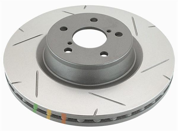 DBA 4000 series Front Slotted Rotor 370Z Sport (inc. Nismo)