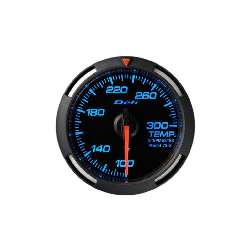 Defi Blue Racer 52mm Temperature Gauge
