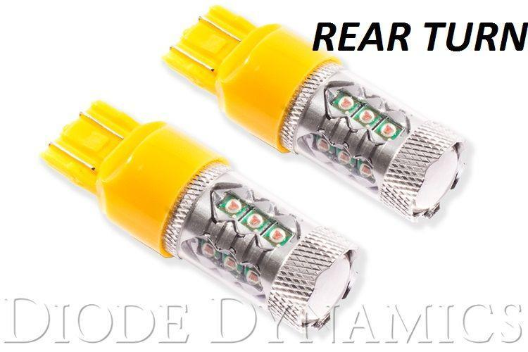 Diode Dynamics Rear Turn Signal LEDs for 2019+ Subaru Ascent (pair)