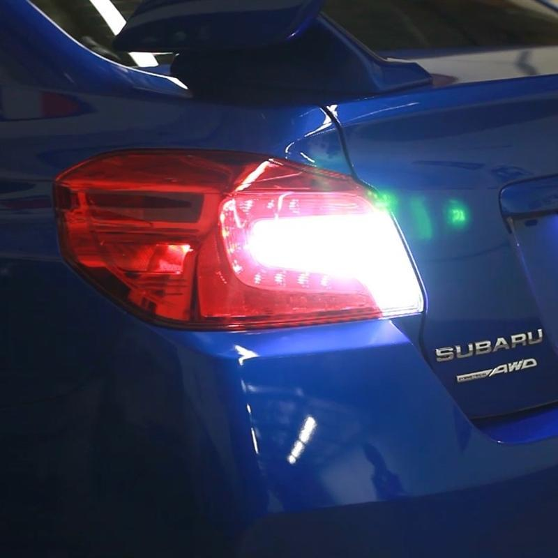 Diode Dynamics Tail as Turn & Backup Module for the 15+ Subaru WRX & WRX STi