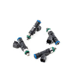 DeatschWerks 440cc Top Feed Injectors - 11-16 CR-Z, 06-09 S2000, 02-06 RSX, 04-08 TSX, & 02-11 Civic Si