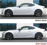 The Eibach Pro-Kit Performance Springs for Scion FR-S & Subaru BRZ