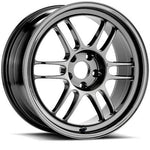 "Enkei RPF1 18x9.5"" 5x114.3 +15mm Offset SBC Wheel"