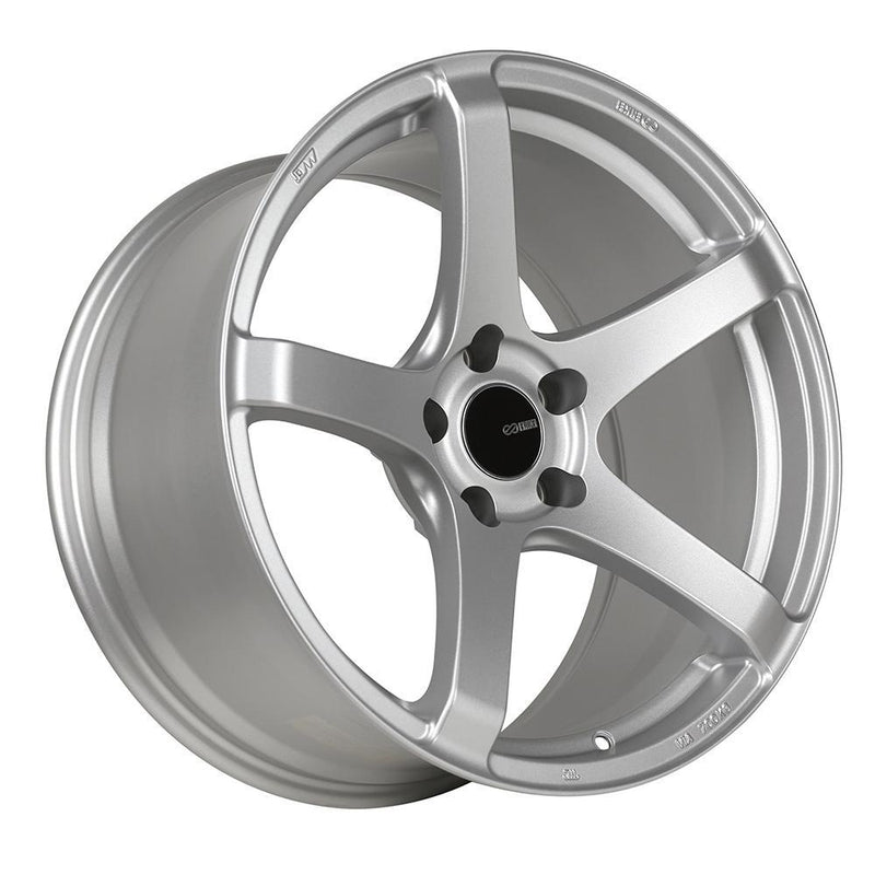 Enkei Kojin Matte Silver 18x9.5 +35 5x120 for Civic Type R