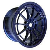 Enkei NT03+M 18x9.5 +40 5x100 Special Batch Blue
