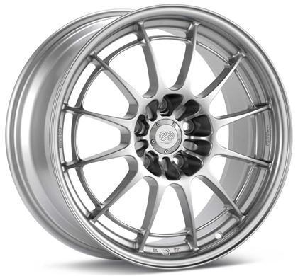 Enkei NT03+M Wheel 18x9.5 +27 5x114.3 in Silver