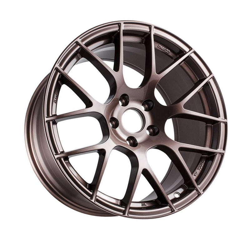 Enkei Raijin Copper 18x9.5 +35 5x120 for Civic Type R