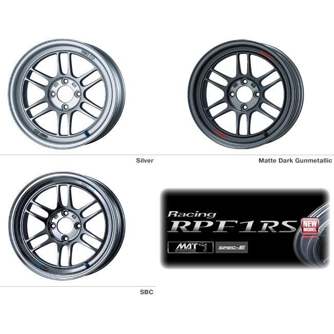Enkei RPF1 RS Racing Wheel in 15x8.0 +28 4x100