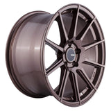 Enkei Tuning TS-10 in 18x9.5 +35 5x114.3 with Copper Finish